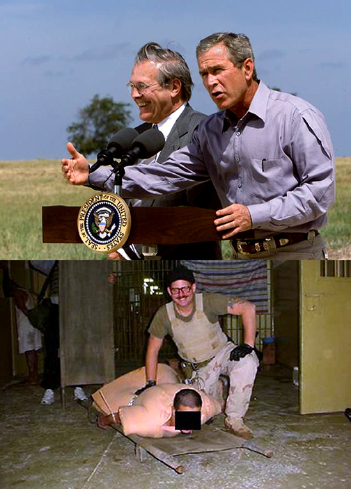 PRESIDENT BUSH GESTURES AT PRESS CONFERENCE ON TEXAS RANCH